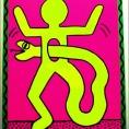 Quadri e stampe Keith Haring anni '80