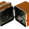 Radio Cubo Brionvega anni '60
