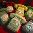 Telefono Siemens Lino Saltini anni '60