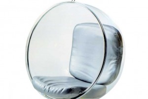 Poltrona Bubble Chair di Eero Aarnio anni '60