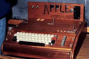Computer Apple anni '70