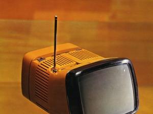 Televisore Algol Brionvega anni '60