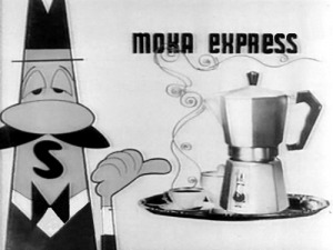 Caffettiera Moka Bialetti anni '50