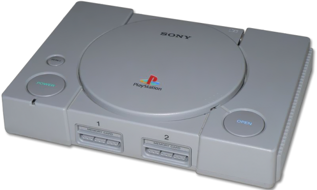 playstation anni '90