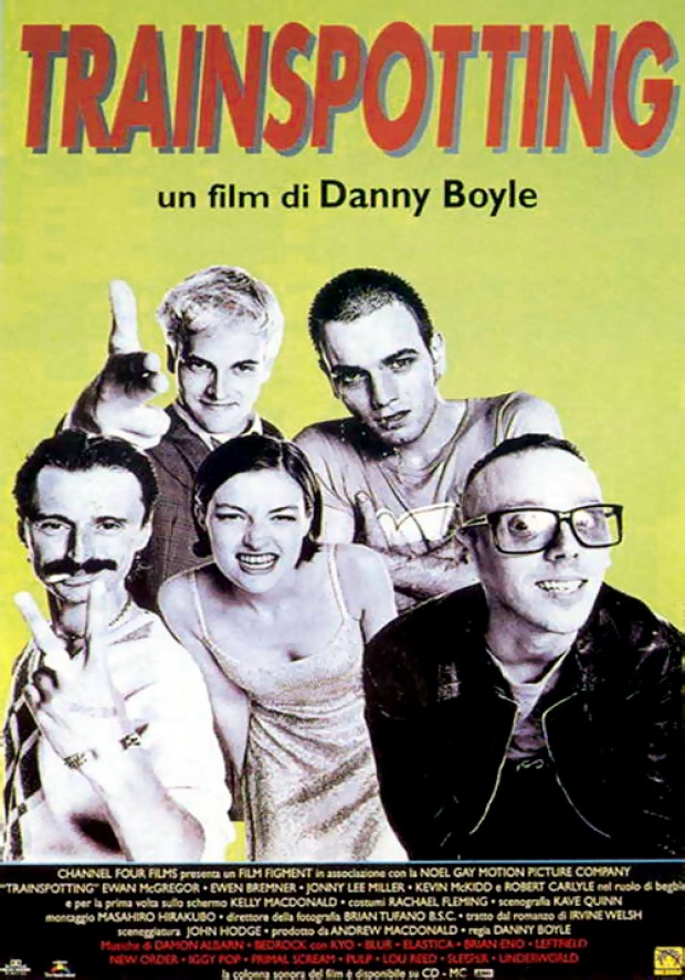Locandina Trainspotting