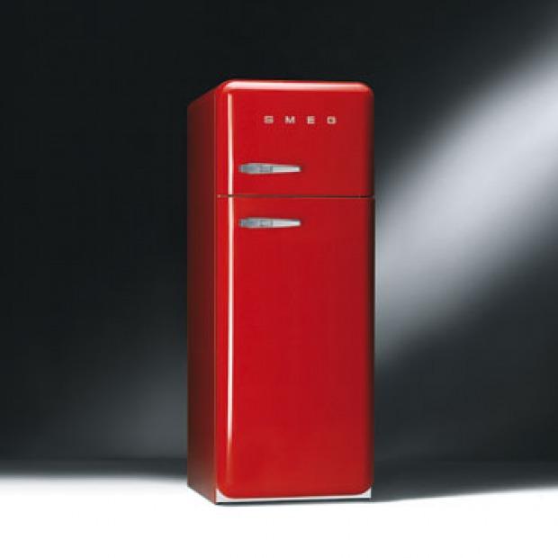 frigoriferi anni \'50: General Electric, Smeg, Sub-Zero